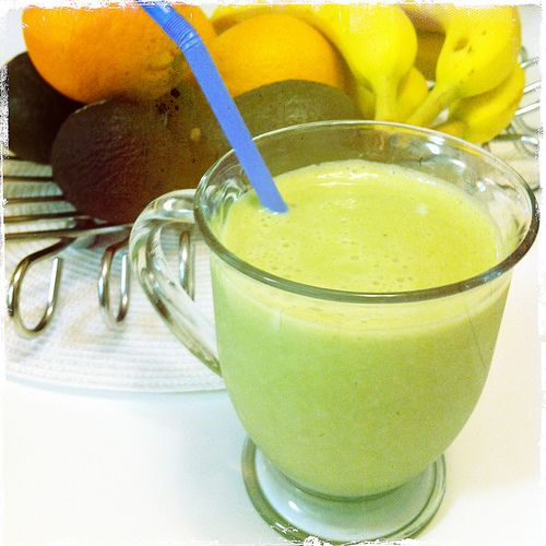 Asian Pear Smoothie